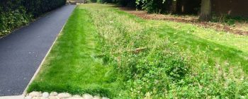 Retrofitting green infrastructure around housing estates