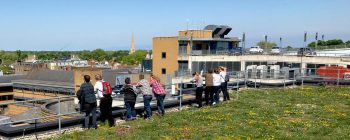 Cambridge green roof policy workshop and seminar May 2018
