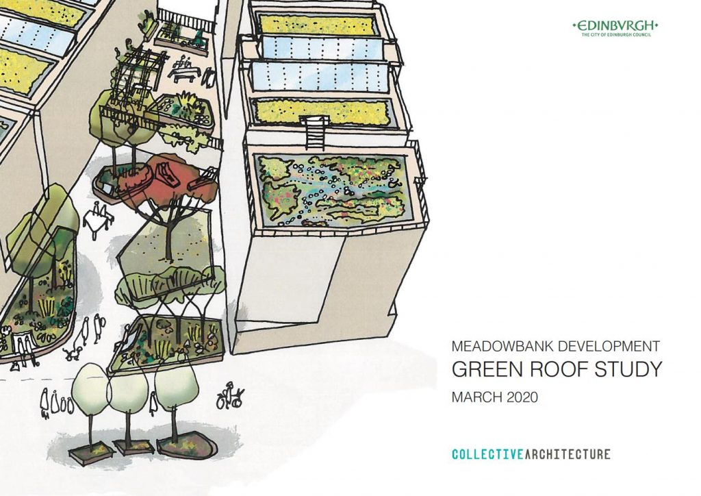 Meadowbank Development Green Roof Study (2020)