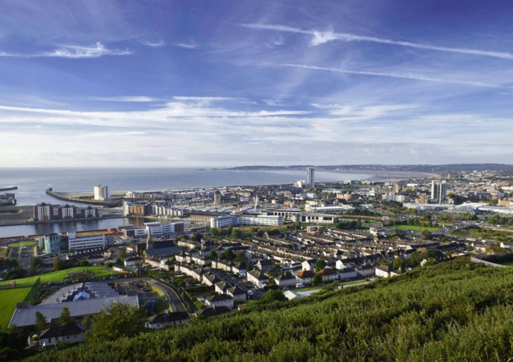 Swansea Central Area Green Infrastructure Strategy (2019)